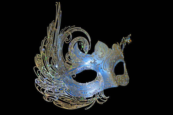male masquerade masks designs