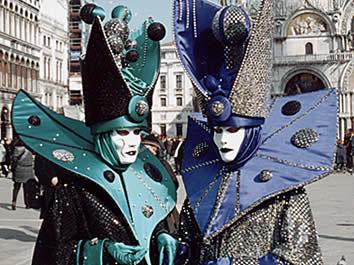 venetian mask history